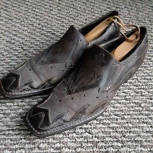 Lounge by Mark Nason Mens Loafers slip ons size 11